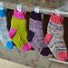 Tiny socks pattern