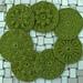 Seven Circular Summertime Scrubbies pattern