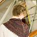 Thaden's Ridged Shawlette pattern