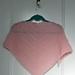 Pretty in Pink Shawlette pattern