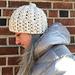 Chunky Double V-Stitch Hat pattern