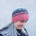 Ombré Shells Hat pattern