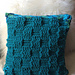 Twin Textures Pillow pattern