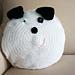 Spot Dog Pillow Pal pattern