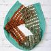 Patina Lace Shawlette pattern