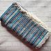 Soothing Stripes Stroller Blanket pattern