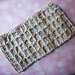 Waffle Stitch Cowl pattern