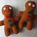 Gingerbread Friends pattern