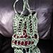 Bruges Lace Gym Bag pattern