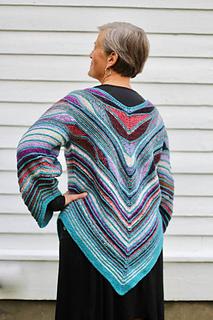Noro Shiro, larger size garment
