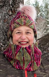 Sample A  - Larger Size Passion Knits Yarn, Wanderlust