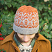 Spinnan hat pattern