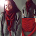 Ceres scarf pattern
