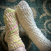 Warm and Worsted Socks pattern