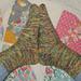Weaver's Socks pattern