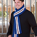 Game Day Scarf pattern