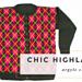Chic Highland Argyle Cardigan pattern