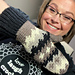 Feel The Heat Crochet Mittens pattern