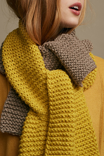 Shown with Twinners Short Scarf.