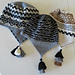 Mosaic Chullo Style Hat Recipe pattern