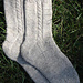 Cable Socks pattern
