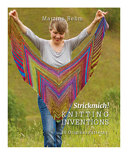 "Cover ""Strickmich! Knitting Inventions"""