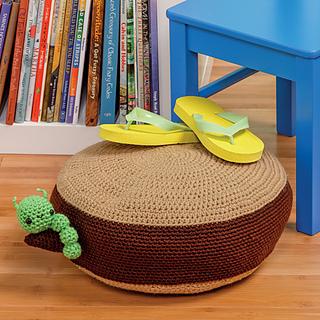 Ravelry Tree Stump Floor Cushion Pattern By Ana Paula Rimoli
