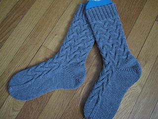 Wavy Socks