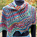 Lacy Maple Leaf shawl pattern