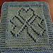 St. Patrick's Day Washcloth pattern