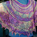 Sunburst Spectacular (poncho/shawl) pattern
