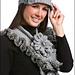 Greystone Scarf & Hat pattern