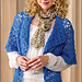 Draped in Lace Jacket pattern