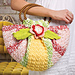 Citrus Blossom Purse pattern