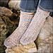 River Stone Socks pattern