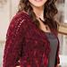 Ogee Sweater pattern