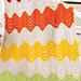 Ripple Stripe Blanket pattern