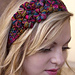 Thai Garden Headband pattern