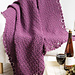 Wine Country Throw pattern