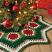 Granny Ripple Tree Skirt pattern