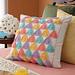 Geometric Pillow pattern