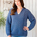 One Cable Wonder Sweater pattern