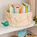 Relaxing Summer Book Basket pattern