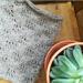 Easter Lily Cowl//Påskeliljehals pattern