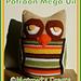 Pattern Mega-Owl pattern