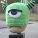 Annoyed Monster Hat pattern