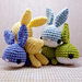 Babble The Bunny pattern