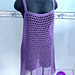 Net Tank Dress pattern