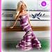 Fashion doll mermaid dress pattern