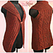 Crimson Collared Vest pattern